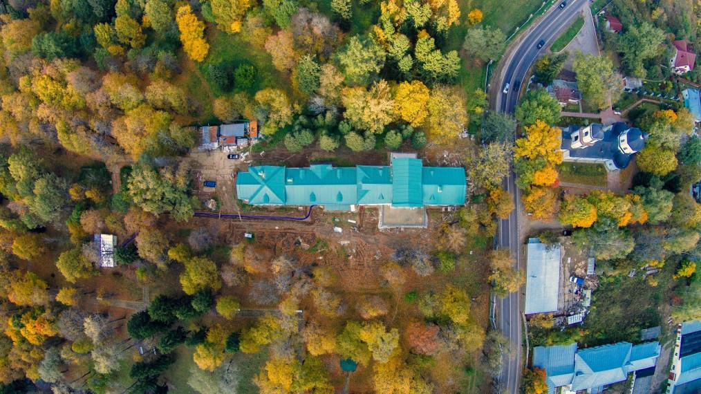 Коттедж в Покровское-Рубцово